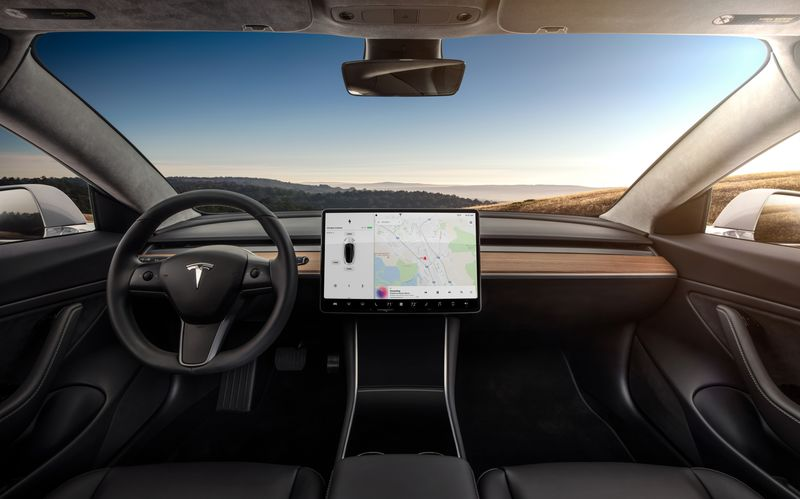 Tesla S Model Arrives With A Surprise Mile Range Bloomberg