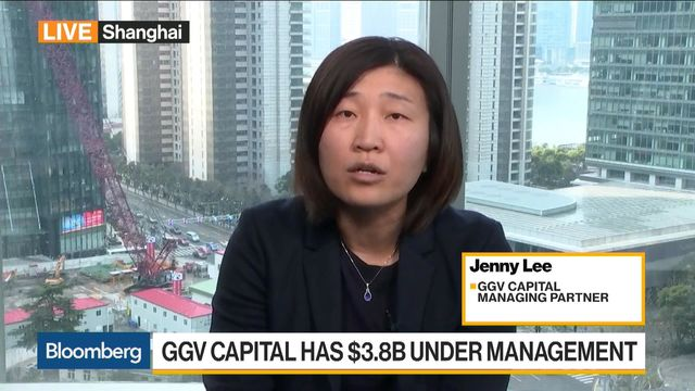 GGV Capital's Lee on China's Tech Sector, AI, Women in Tech