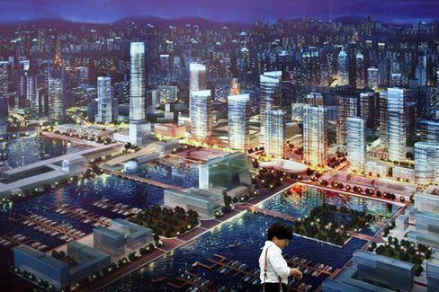 China's Overheated Property Market: Clampdown Ahead?