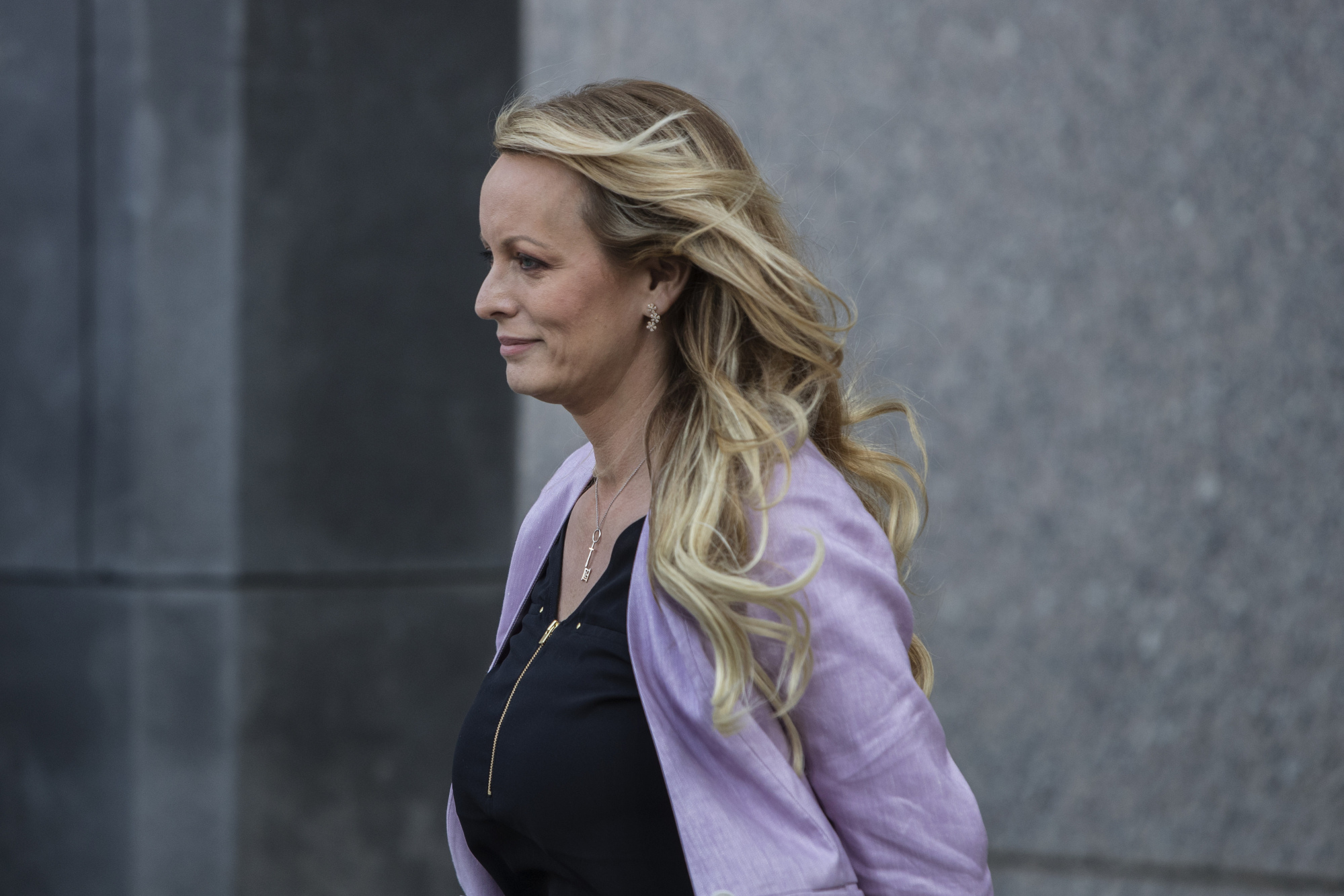 Stormy Daniels Is Ordered to Pay Trump $293,000 in Fees and Sanctions