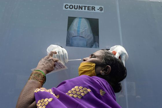 India 'Flying Blind' on Virus Data as Modi's No. 2 Gets Infected