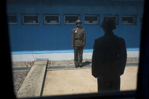 Nuclear Weapons Not Top Risk From N. Korea