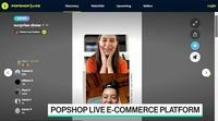 relates to Popshop Live: Streaming E-Commerce for Gen-Z