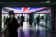 British Airways Planes Ahead Of IAG Results