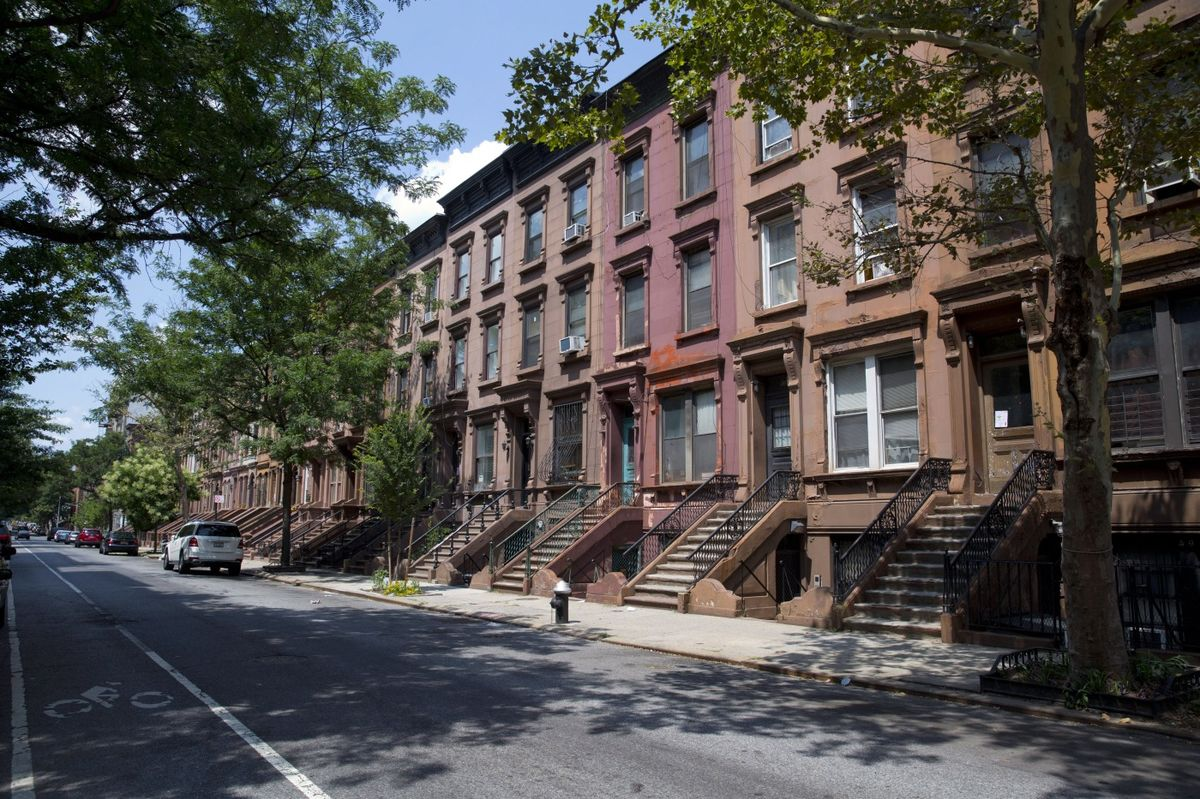 NYC Apartment Building Sales Plummet With New Rent Law Scaring Off Investors