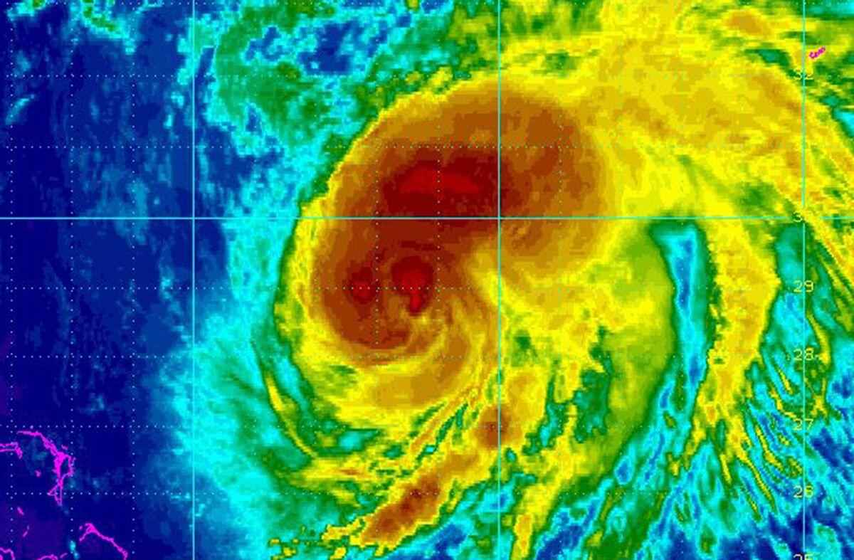 Hurricane Jose Aims for U.S. Northeast as Maria Strengthens