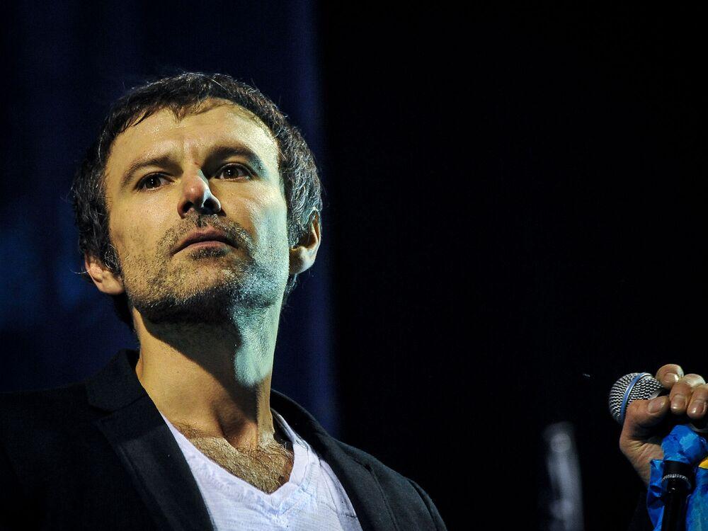 Украинская рок-звезда может участвовать в выборах президента страны в следующем году