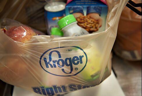 Kroger Rises After Boosting Long-Term Profit Growth Forecast