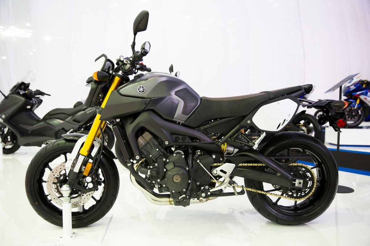 Best New Motorcycles Spring 2015 - Bloomberg