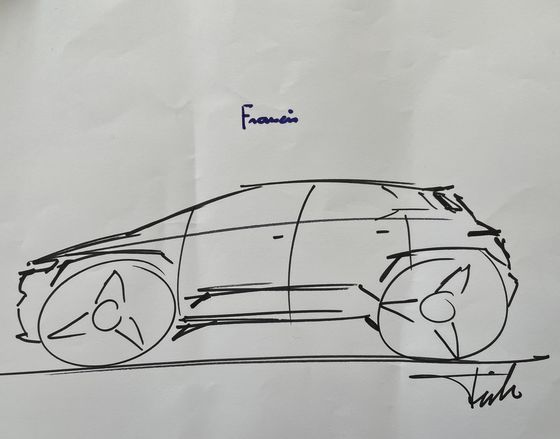 Fisker, Not Tesla,Will Produce the First Electric Popemobile