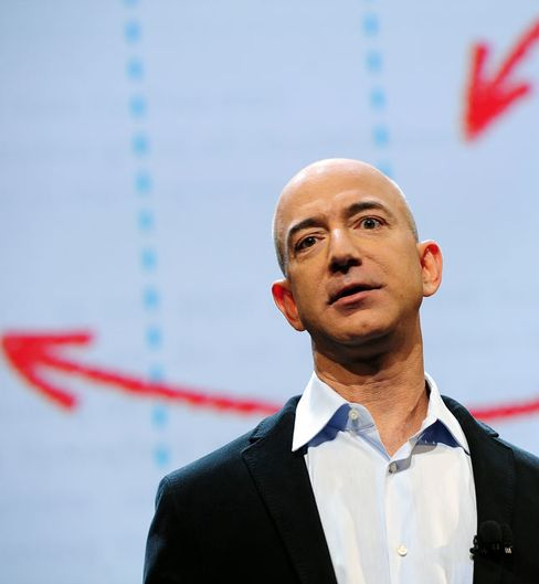 Amazon Boosts Cloud Computing Sales, Seizing on Budget Cuts