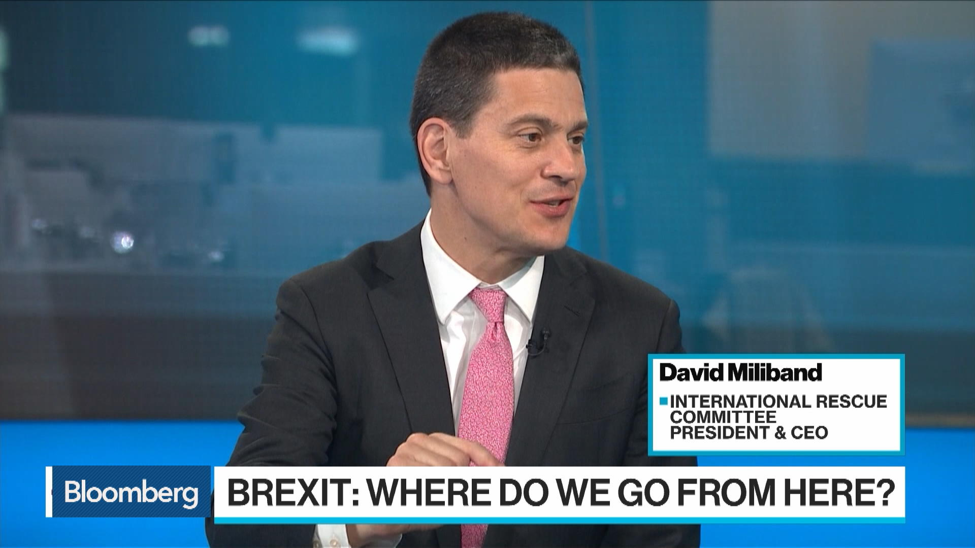 New Tory Leader Must Be Honest With Electorate, Says David Miliband