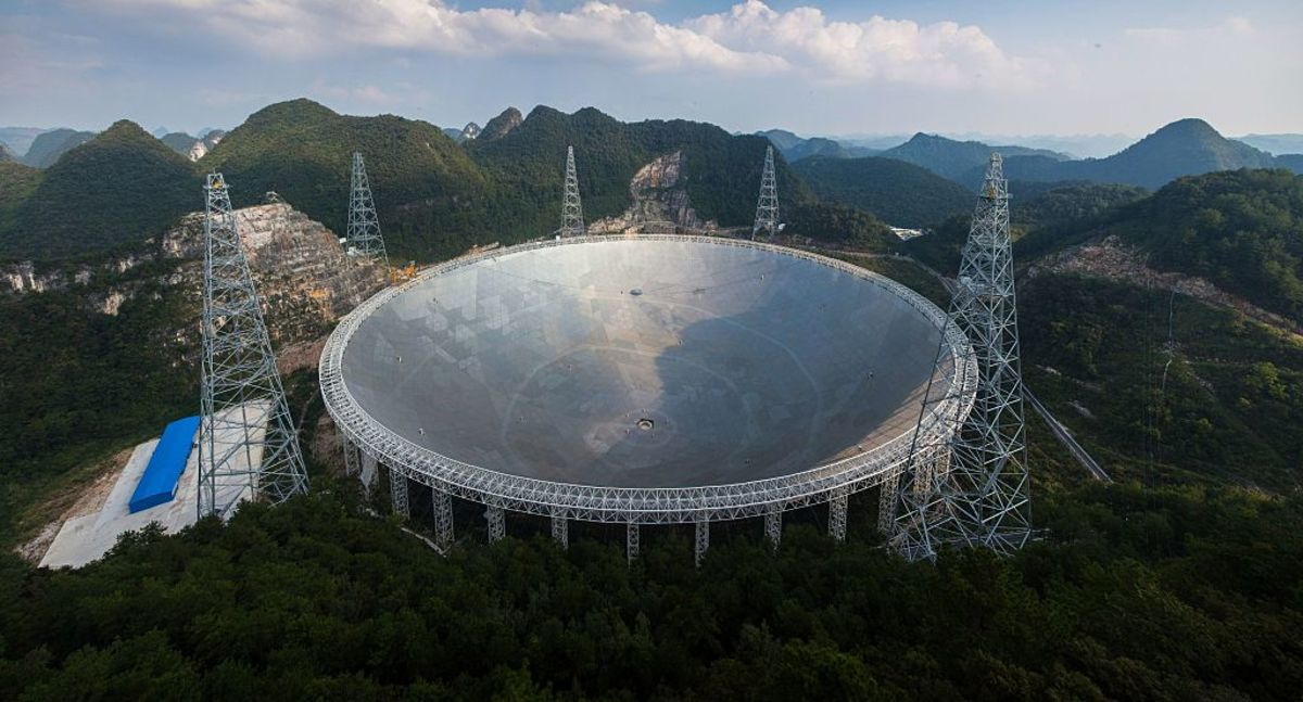 Chinese Scientists Are Buying Return Tickets