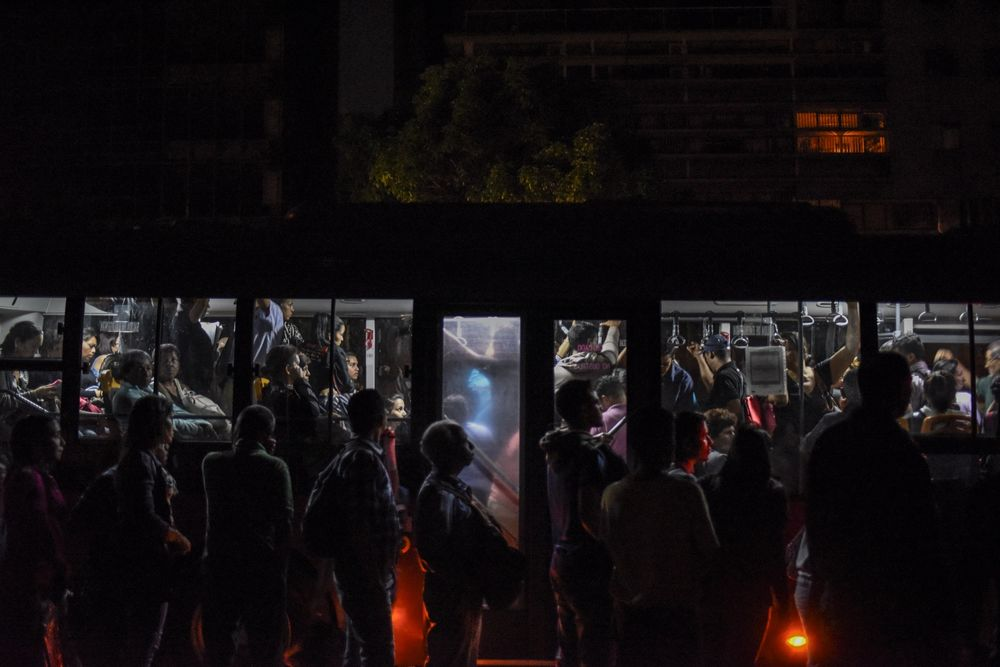 Venezuela Latest: Major Power Failure Shuts Down Most of