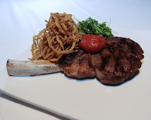 New York Rib Steak