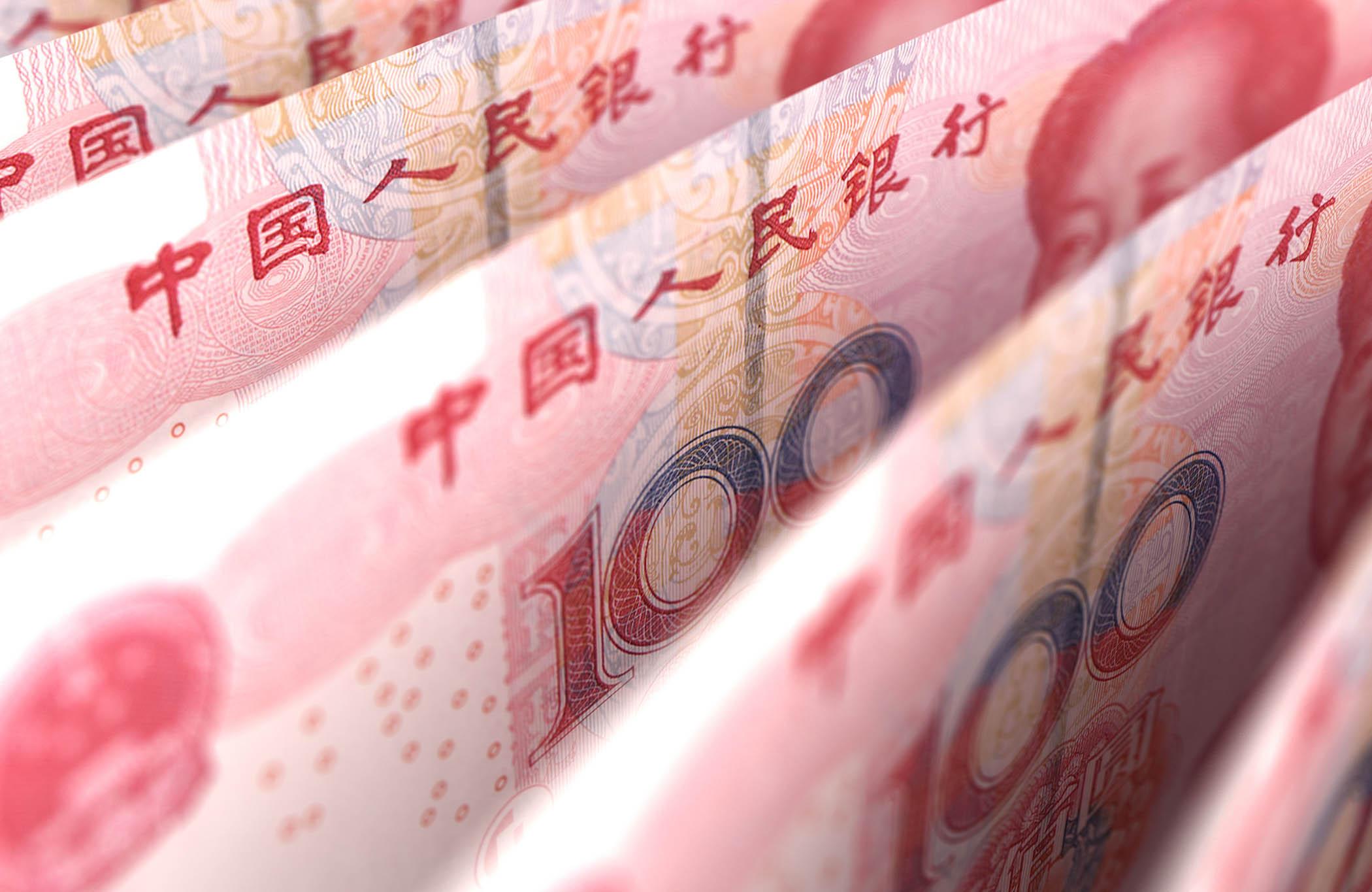 Yuan Halts Six-Week Run of Losses as China Seen Limiting Drop - Bloomberg