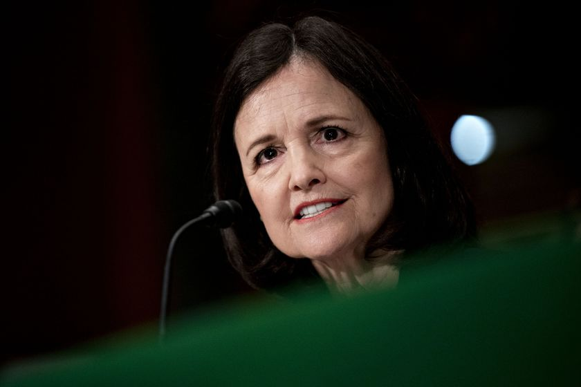 Confirmation Hearing For Federal Reserve Governor Nominees Judy Shelton And Christopher Waller