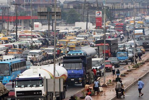 Central Lagos