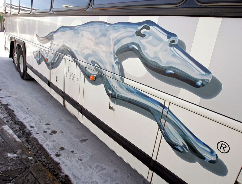 Buyout Firm Tears Up A 17 Billion Greyhound Bus Ticket Bloomberg