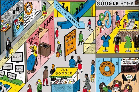 Google's Bid to Be Everything to Everyone