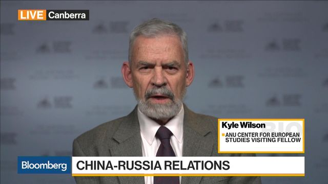 ANU's Wilson Says Trump Is No Match for Putin