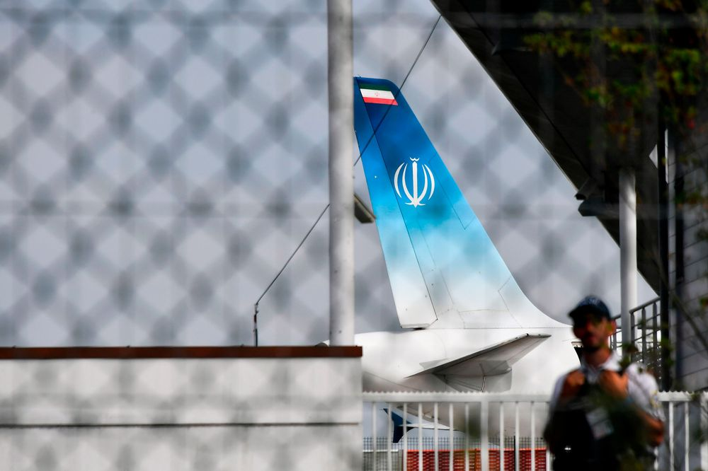 マクロン仏大統領、イラン外相をG7開催地に招待-米国が反発の恐れ - Bloomberg