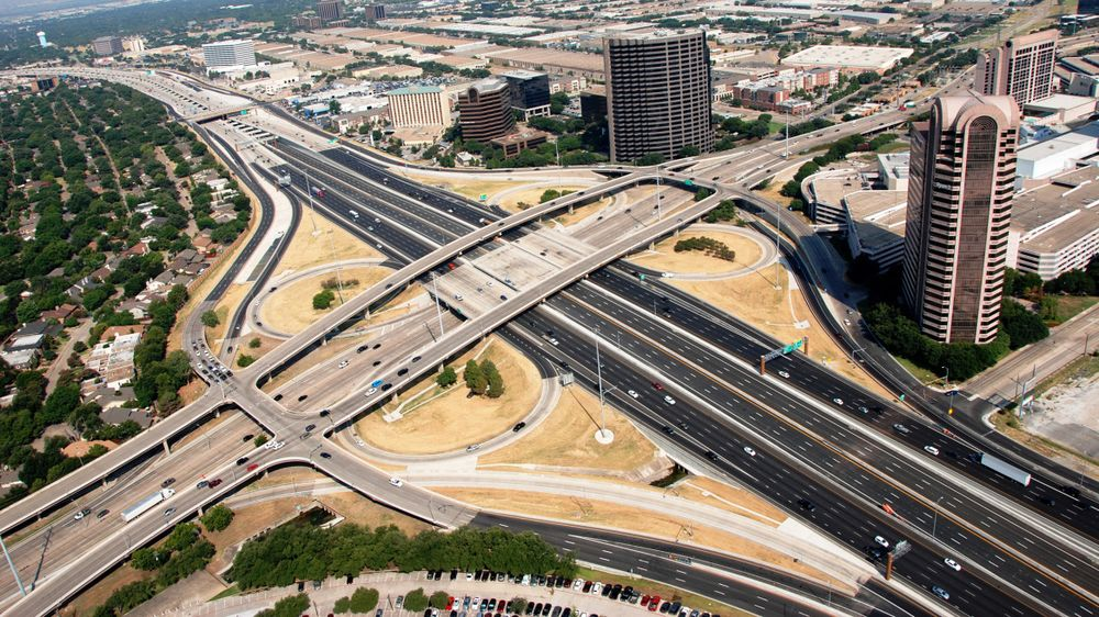 285725e11d5 Drivers Decry Rise of Toll Lanes as Texas s LBJ Expressway Opens ...
