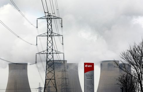 PPL Buys E.ON's U.K. Power Network for $5.6 Billion in Cash