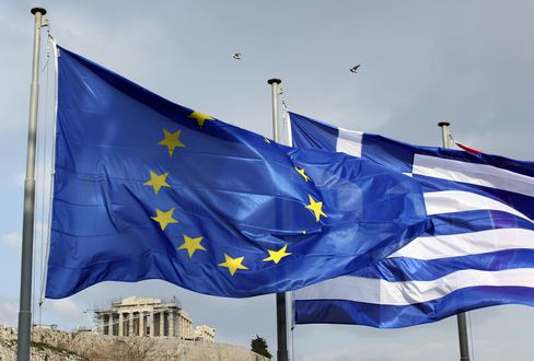 Euro Ministers Said to Reach Agreement on Greek Bailout