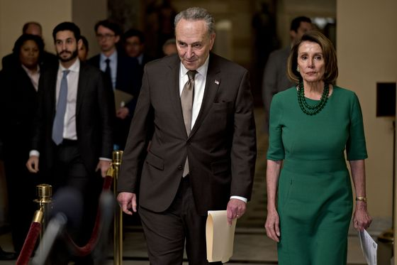 Washington Parses Trump's Wall Semantics in Search for Compromise
