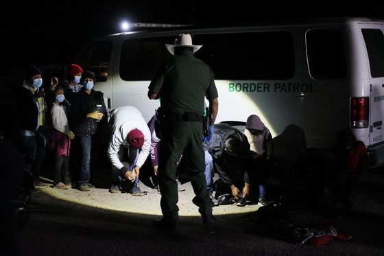 Biden Confronts Border Surge With Immigration Jobs Unfilled