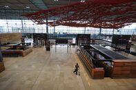 Berlin Brandenburg Airport Ahead of Long Delayed Opening