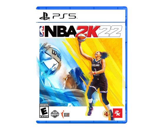 Candace Parker Graces NBA 2K Game Cover as First WNBA Player
