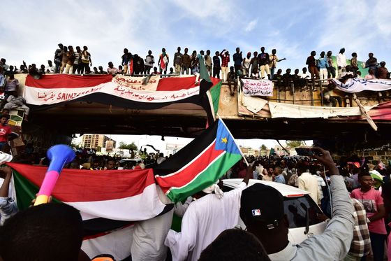 Bashir's Old Guard Jockeys for Power as Sudan's Protests Rage On