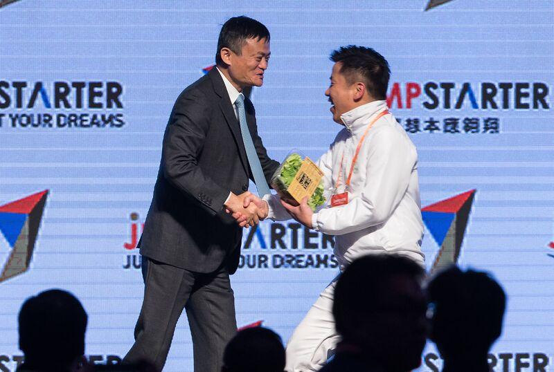 Ba start-up moi duoc Jack Ma ho tro von