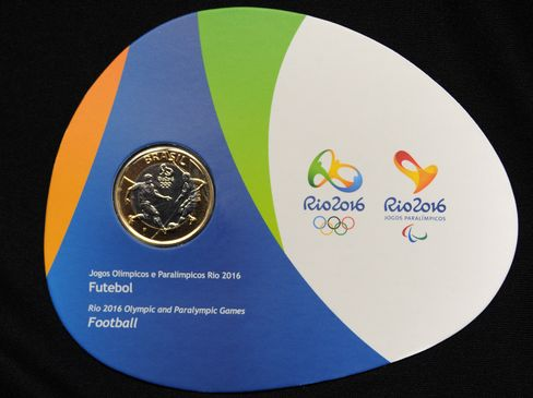 Rio 2016 Olympic Coins