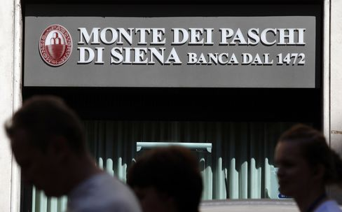Monti Says Monte Paschi Bailout Hinges on Bank of Italy