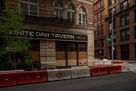 Manhattan Restaurant Jobs Go Begging, Hobbling Industry Comeback