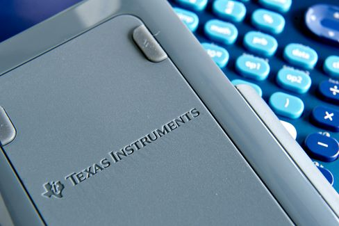 Texas Instruments Predicts Sales, Profit That May Fall Short