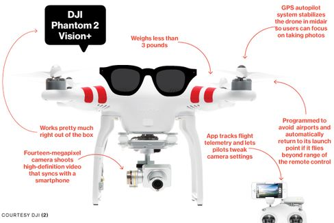 DJI's Drone Is Simple Enough for Anyone to Use