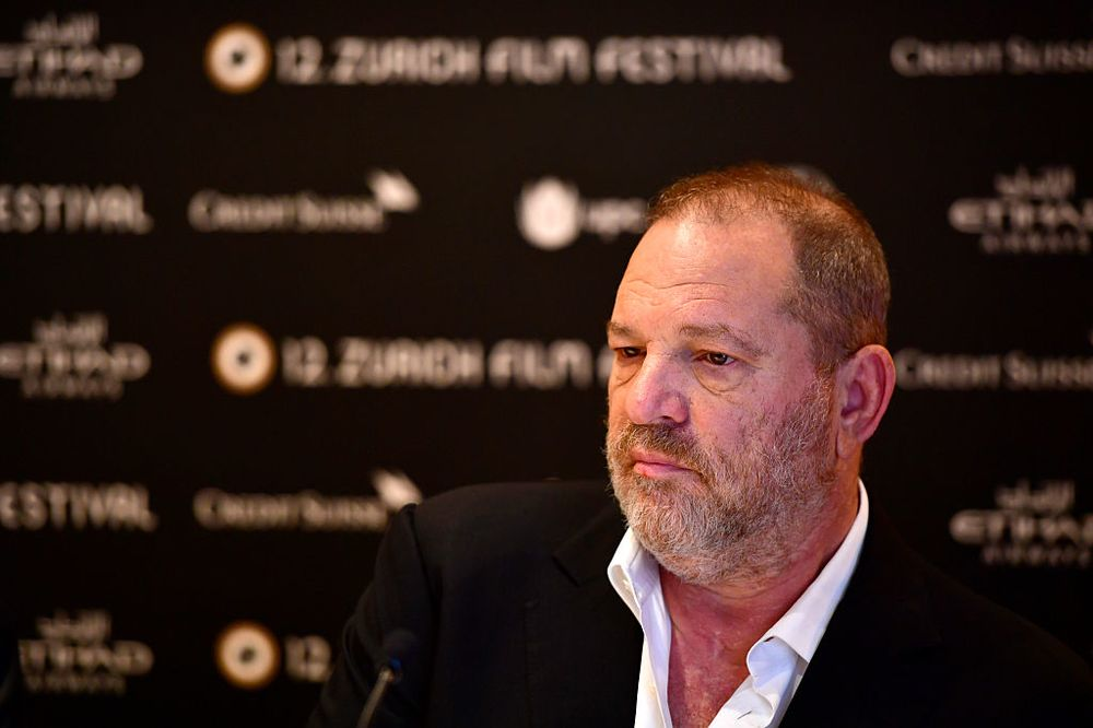 Why Weinstein Held On For So Long and Fell So Fast