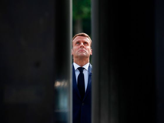 Macron Searches for Reinvention Inspiration
