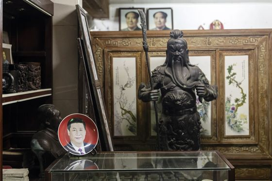 China Stirs Up Patriotism by Sending Tourists to Mao's Old Haunts