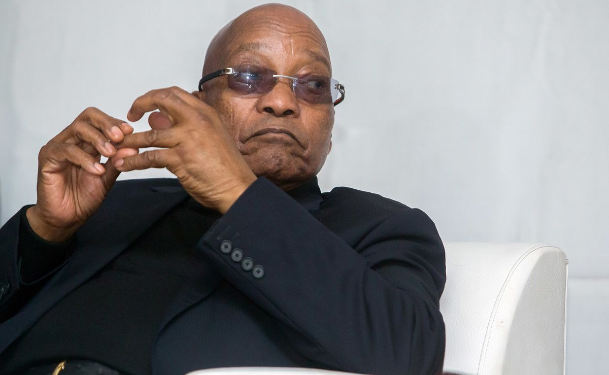 ANC Officials Debate Proposal to Oust Zuma as President