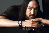 relates to Mega DJ Steve Aoki Designed a $3,000 Bulgari Watch Made for Raves