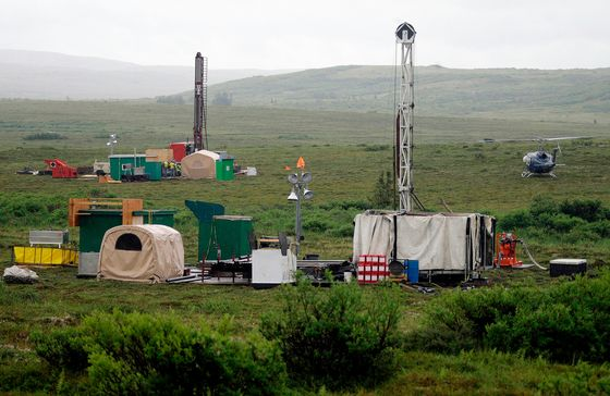 Election Will Decide Fate of Alaska Gold Mine, Electric Cars