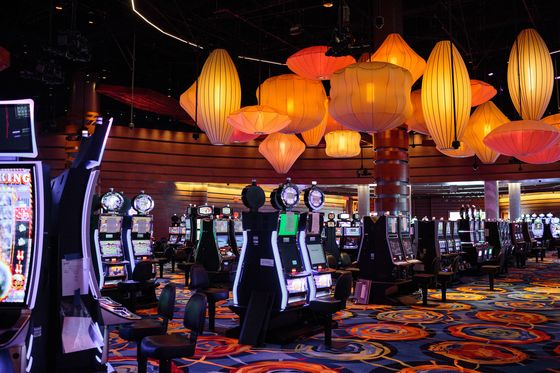 Atlantic City's Failed $2.6 Billion Casino Rolls the Dice