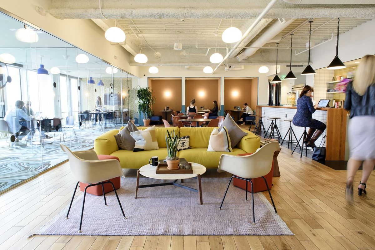 The Numbers Behind WeWork's Growing Empire - Bloomberg