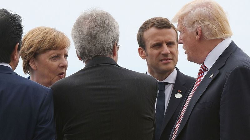 Image result for g-7 trump