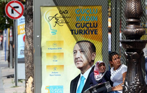 Turkey Policy-Making Paralysis Promises More Markets Tumult